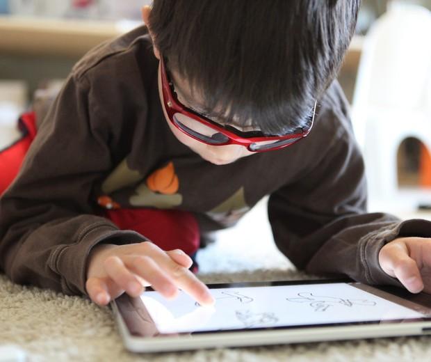 Eles vão amar os aplicativos intuitivos e visuais (Foto: divulgação)
