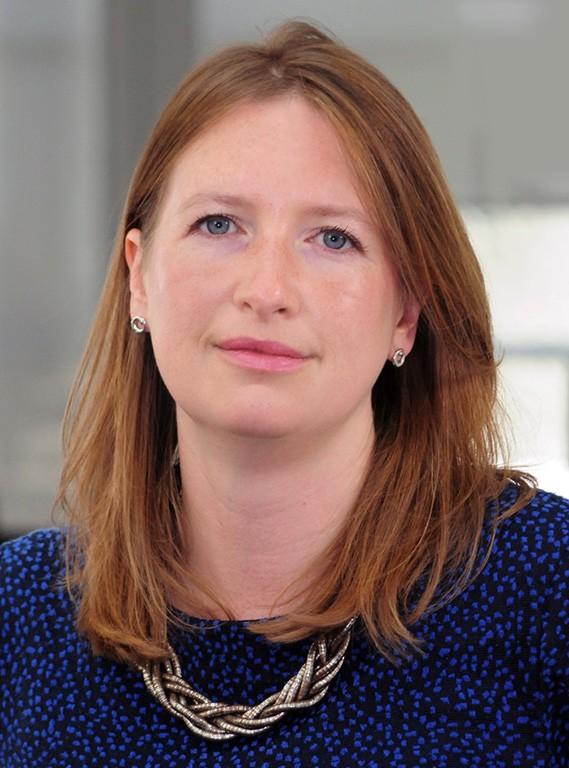 Stephanie Maier diretora de Investimento Responsável no HSBC_Divulgação (Foto: HSBC_Divulgação)
