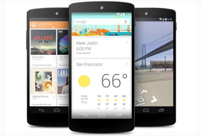 Google Now e Cortana já poderiam ser ativados a qualquer momento antes da Si (Foto: Divulgação/Google)