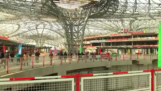 China constrói aeroporto de 47 km² para 100 milhões de pessoas; conheça