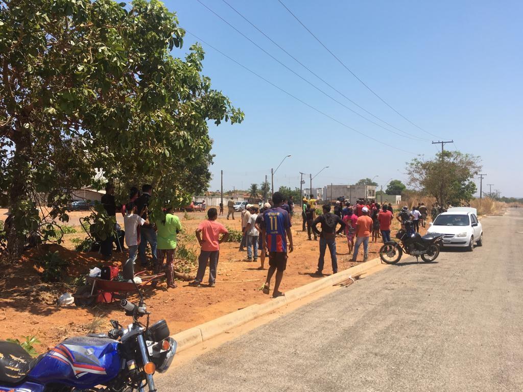 Governo diz que há famílias pré-selecionadas para apartamentos que serão construídos em terreno invadido - Notícias - Plantão Diário