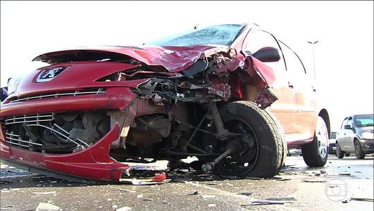 Crescem os acidentes e mortes causados por bêbados nas estradas