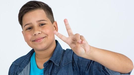 Saiba mais sobre Luan Gabriel, integrante do 'The Voice Kids'
