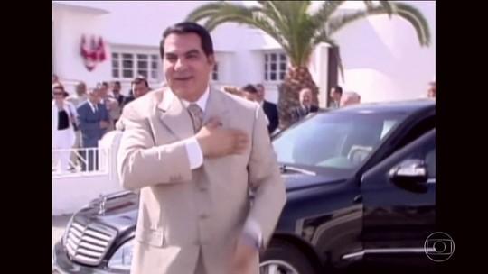 Morre ex-ditador da Tunísia aos 83 anos