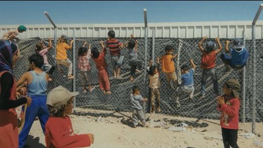 """Documentário """"Zaatari: Memórias do Labirinto"""" mostra o drama dos refugiados da Síria"""