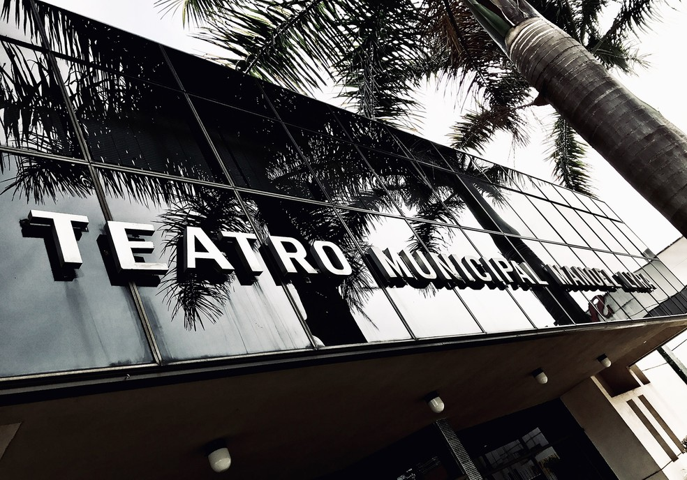 Teatro Municipal Manoel Lyra será um dos espaços que vai abrir festival de arte em Santa Bárbara d'Oeste — Foto: Prefeitura de Santa Bárbara d'Oeste