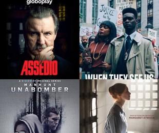 Seleção de dramas baseados em crimes reais   Divulgação