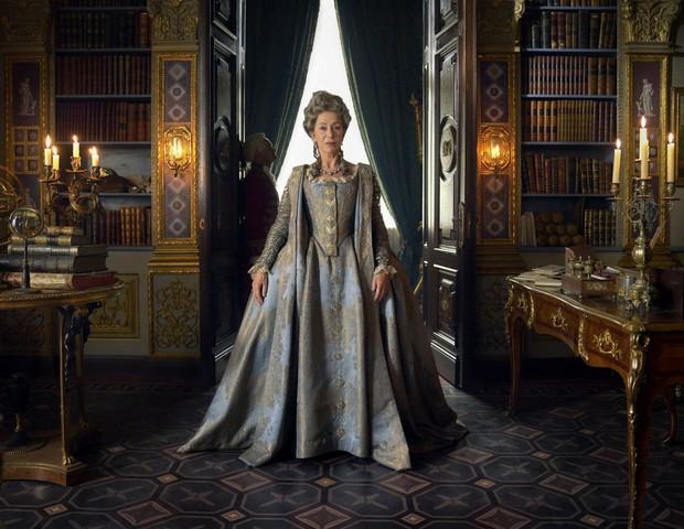 Helen Mirren é Catarina, a Grande (Foto: Divulgação/HBO)