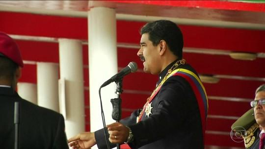 Chefe do Legislativo da Venezuela responsabiliza Maduro por ataques