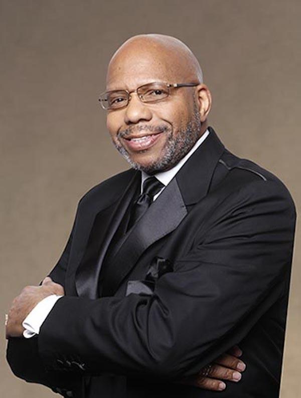 O pastor Jasper Williams Jr., criticado por suas falas no funeral de Aretha Franklin (Foto: Reprodução)