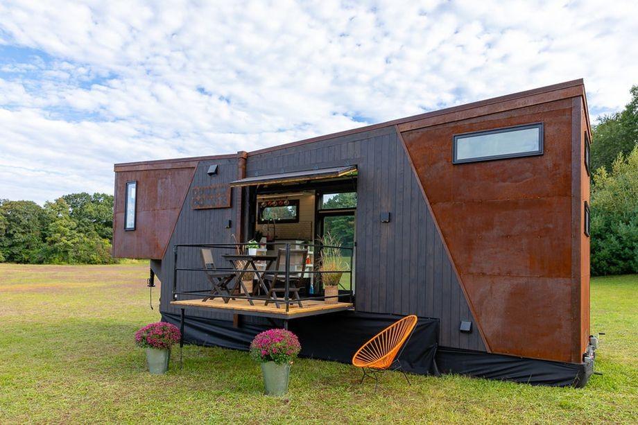 dunkin-tiny-house-cafe (Foto: divulgação)