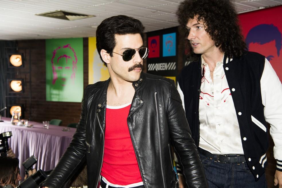 """Cena do longa """"Bohemian Rhapsody"""" (Foto: Divulgação)"""