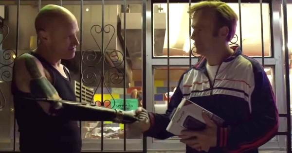 Todd LaTourrette em cena de 'Better Call Saul' (Foto: Divulgação)