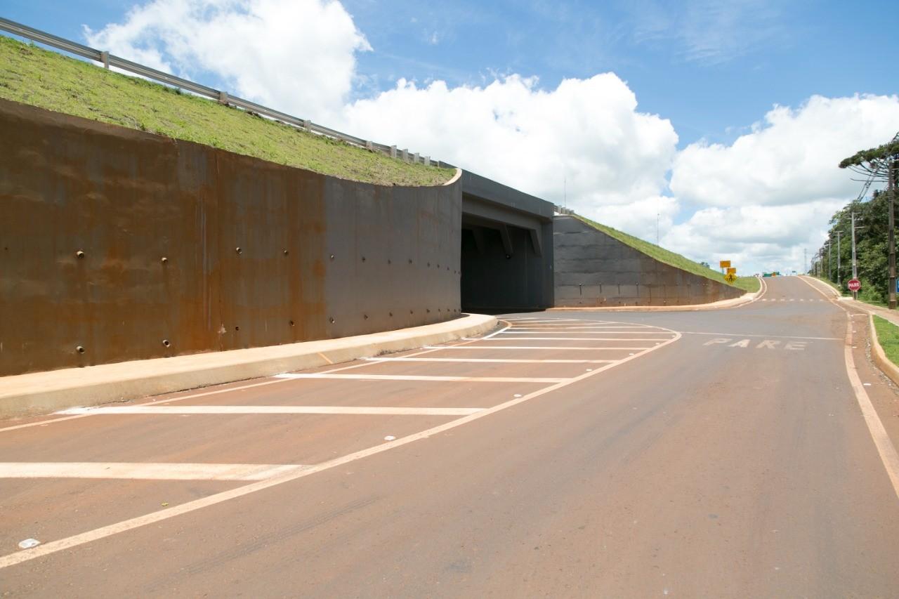 Obras na BR-277 alteram o trânsito em Cascavel no fim de semana