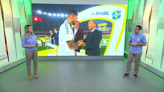 Ana Thaís e Villani analisam título do Athletico-PR e derrota do Corinthians;  veja os gols