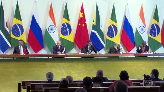 Cúpula do BRICS foca nas intenções de avanço econômico do bloco