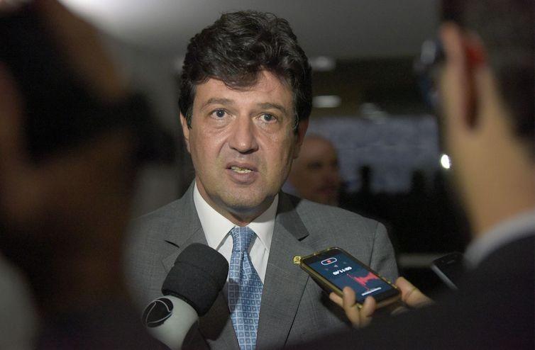Luiz Henrique Mandetta assumirá o Ministério da Saúde (Foto: Leonardo Prado/Câmara dos Deputados)
