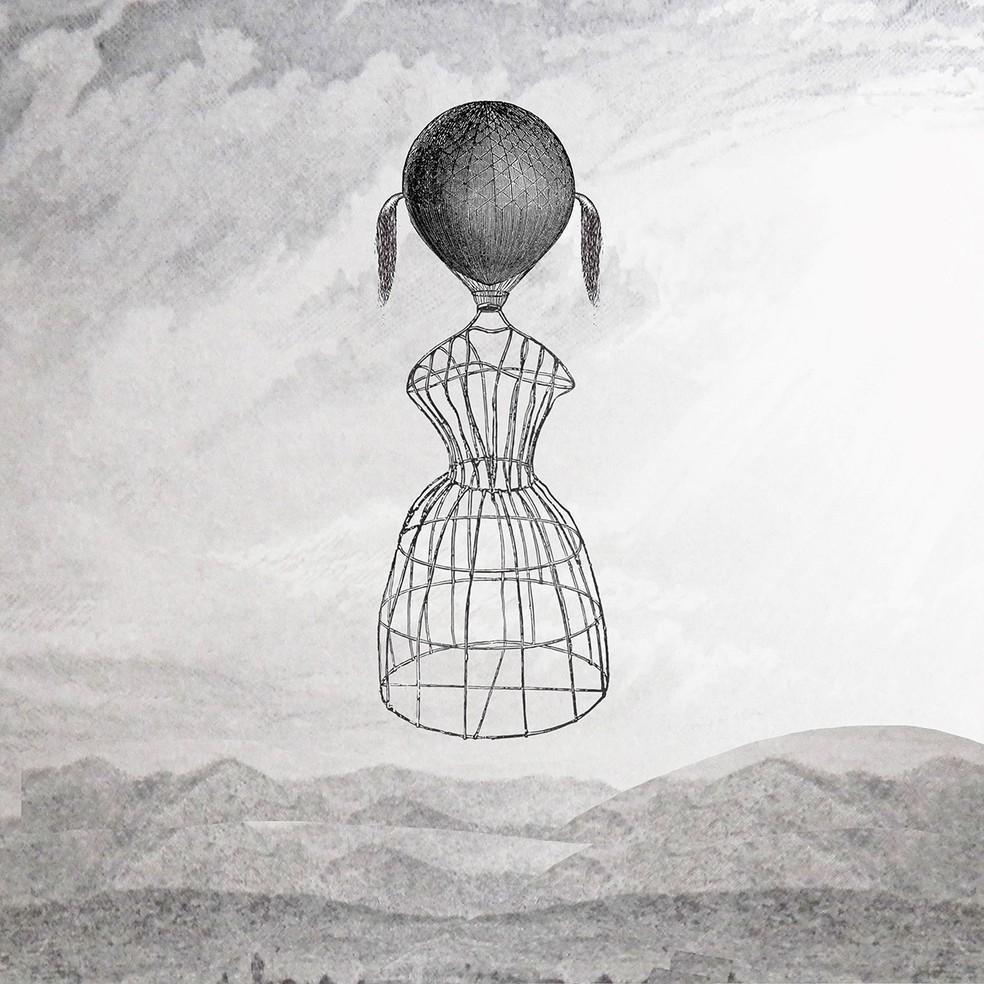 Capa do single 'Não esqueça', de Fernanda Takai — Foto: Renato Larini