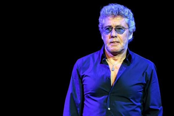 Roger Daltrey, vocalista do The Who (Foto: Getty Images)