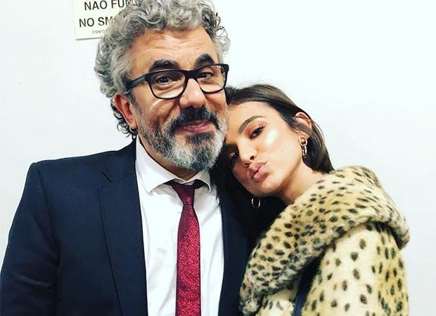 Zé Luiz e a filha, Manu Gavassi (Foto: Reprodução/Instagram)