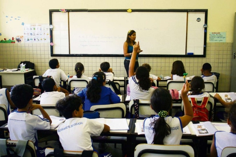 Maioria dos países descumpriu meta de reduzir analfabetismo, diz Unesco — Foto: Reprodução/G1