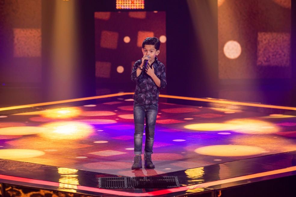 Vinne Ramos Lembra Virada De Cadeiras Nas Audicoes Do The Voice Kids Me Senti Vencedor 2020 Gshow