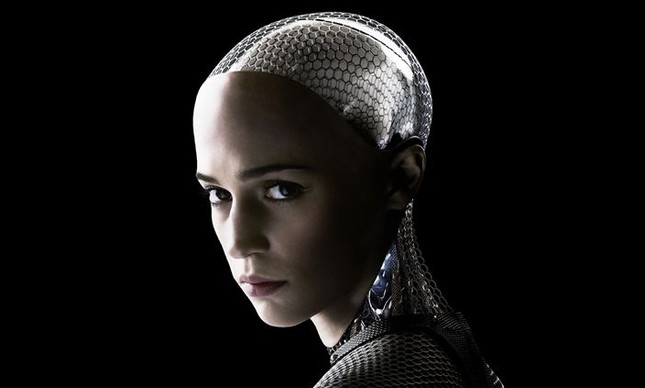 A robô Ava, do filme Ex-Machina