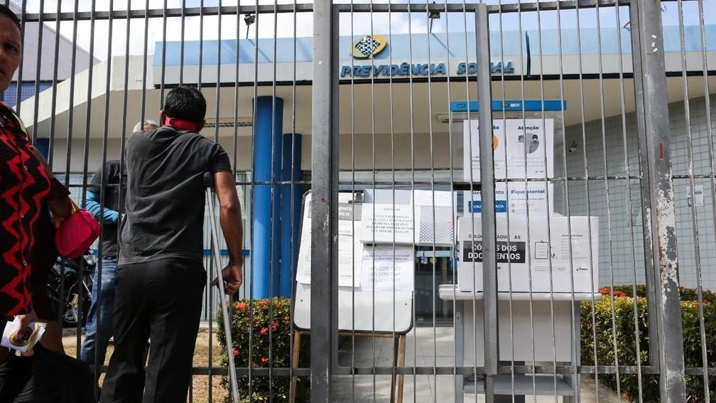 INSS retoma atendimento presencial para realização de perícia médica em cinco agências do Ceará