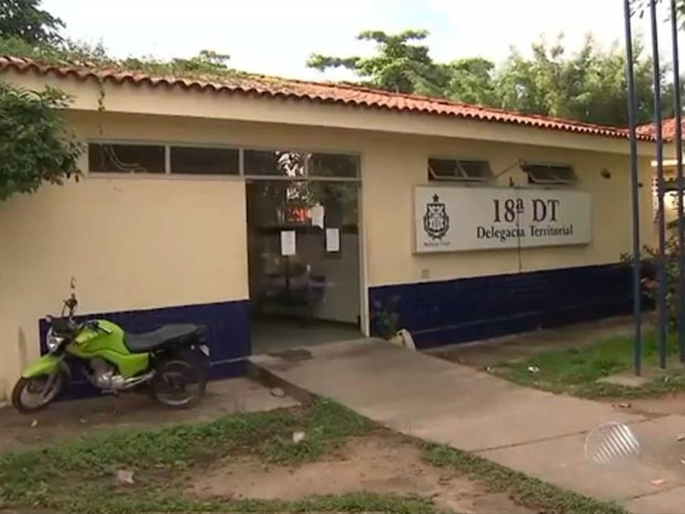 O caso será investigado pela Delegacia Territorial de Camaçari — Foto: Reprodução/TV Bahia