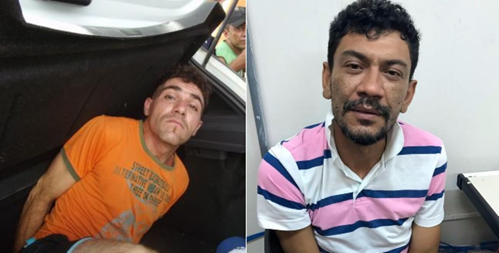 Irmãos, Thiago Cláudio Tavares e Maxwell de Paula de Lima foram mortos a tiros (Foto: Alcivan Villar/Fim da Linha )