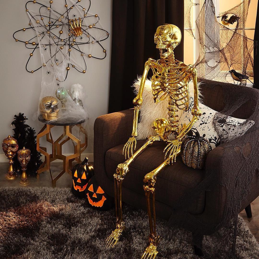 10 Ideias De Decor De Halloween Para Voce Fazer Em Casa Revista
