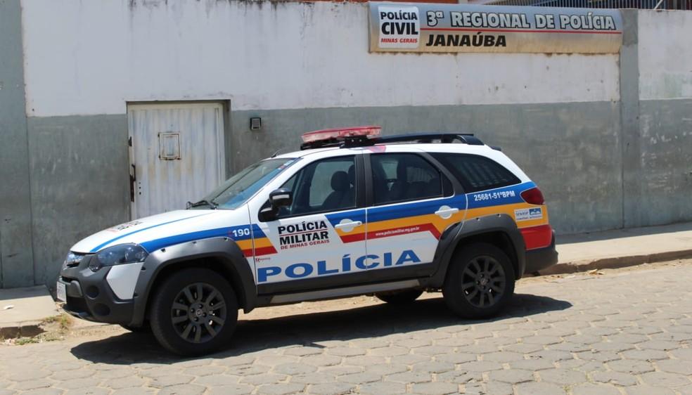 Crime vai ser investigado pela Polícia Civil.  — Foto: Polícia Militar/Divulgação