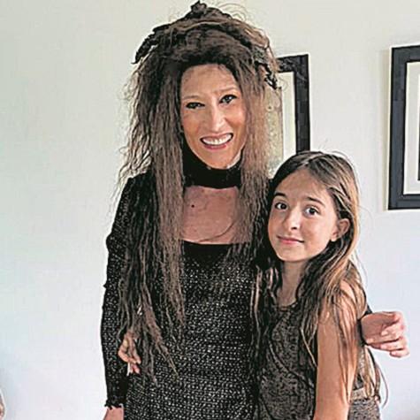 Beth Goulart e Giovanna Lodes (Foto: Arquivo pessoal)