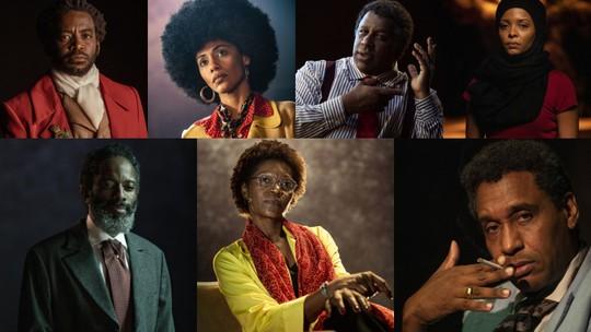 'Falas Negras': conheça curiosidades sobre o especial e o elenco