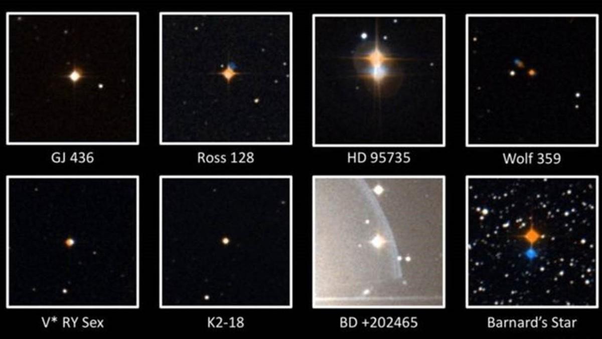 Os misteriosos sinais que astrônomos captaram da Ross 128, uma das estrelas mais próximas da Terra