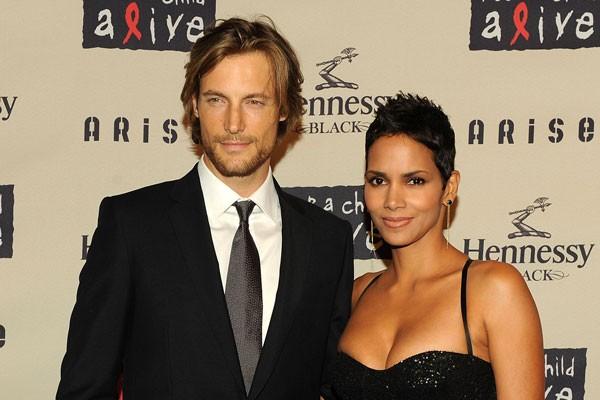 Halle Barry e Gabriel Aubry (Foto: Getty Images)