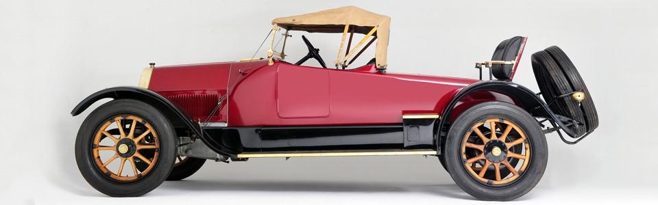 Lancia Theta 1913