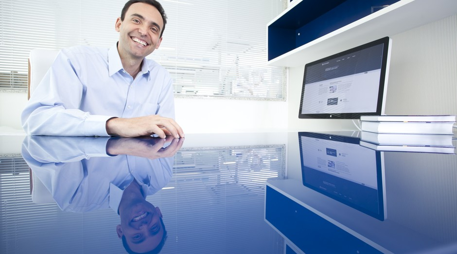 João Bosco Oliveira Filho, da Genomika Diagnósticos: tratamentos personalizados (Foto: Divulgação)