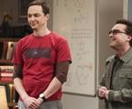 Cena de 'The Big Bang Theory'  | Reprodução