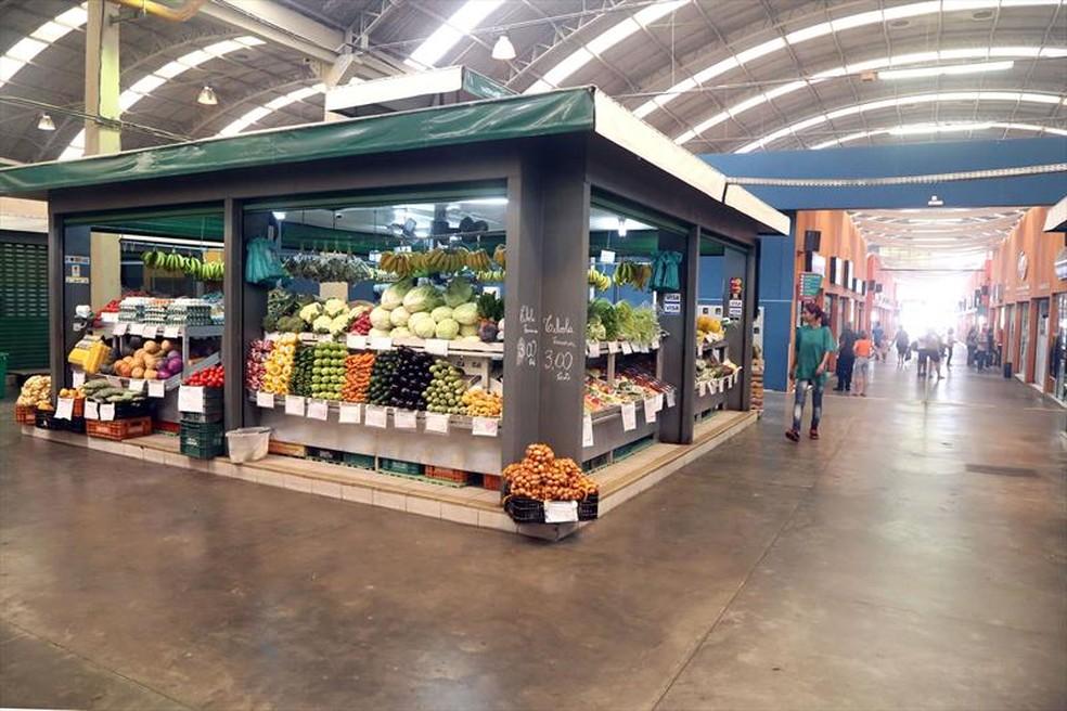 Mercado Municipal de Curitiba — Foto: Valdecir Galor/SMCS