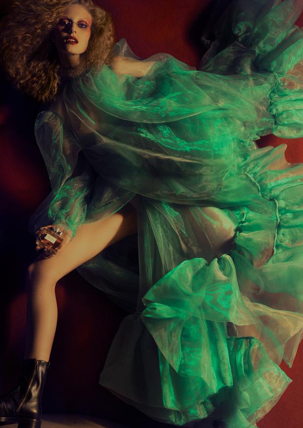 Editorial Lufre (Foto: Lufre, com styling de Ale Dornelas, beleza por Lavosier)