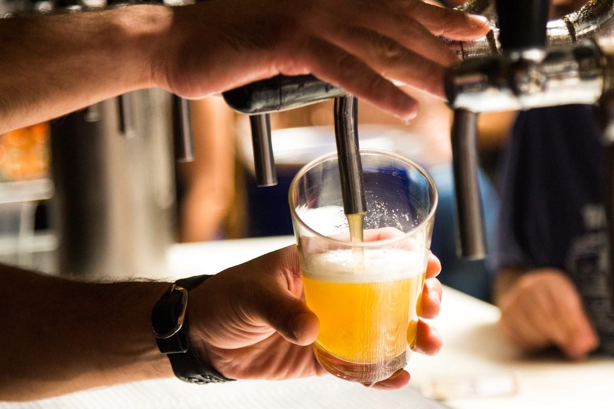 Holambra recebe festival de cervejas artesanais com 'bar nas alturas' - G1