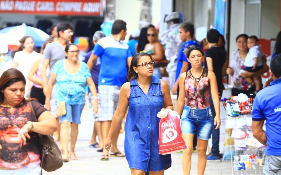 João Pessoa é a cidade que concentra mais habitantes, seguida de Campina Grande, Santa Rita e Patos (Foto: Rizemberg Felipe/Jornal da Paraíba)