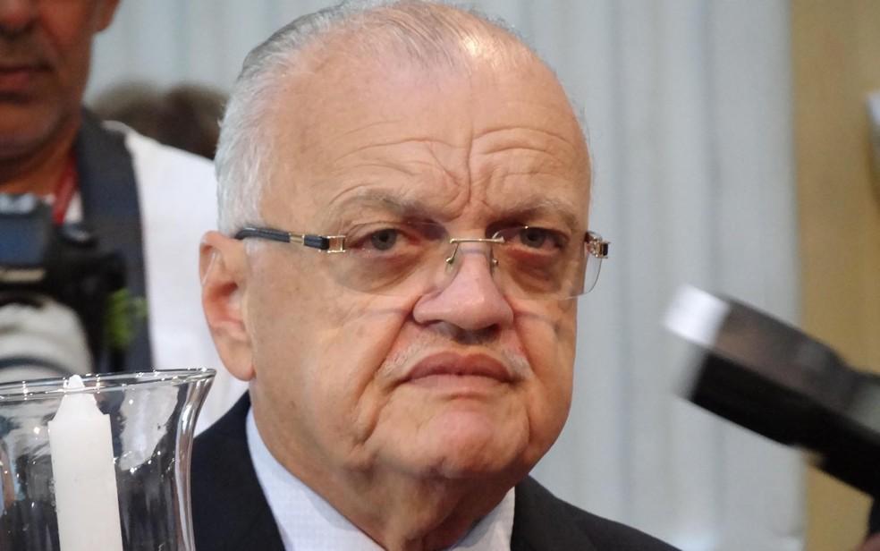 Presidente da Assembleia Legislativa de Pernambuco, Guilherme Uchôa (Foto: Katherine Coutinho/G1)