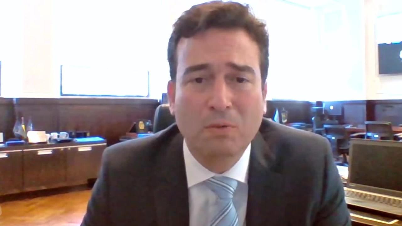 Superintendente da PF fala sobre operação que afastou Wilson Witzel do governo do RJ