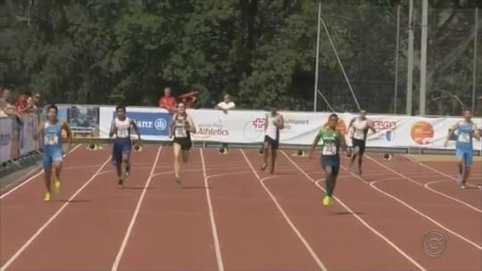 Paratleta de Marília disputa Mundial de Atletismo na Suíça