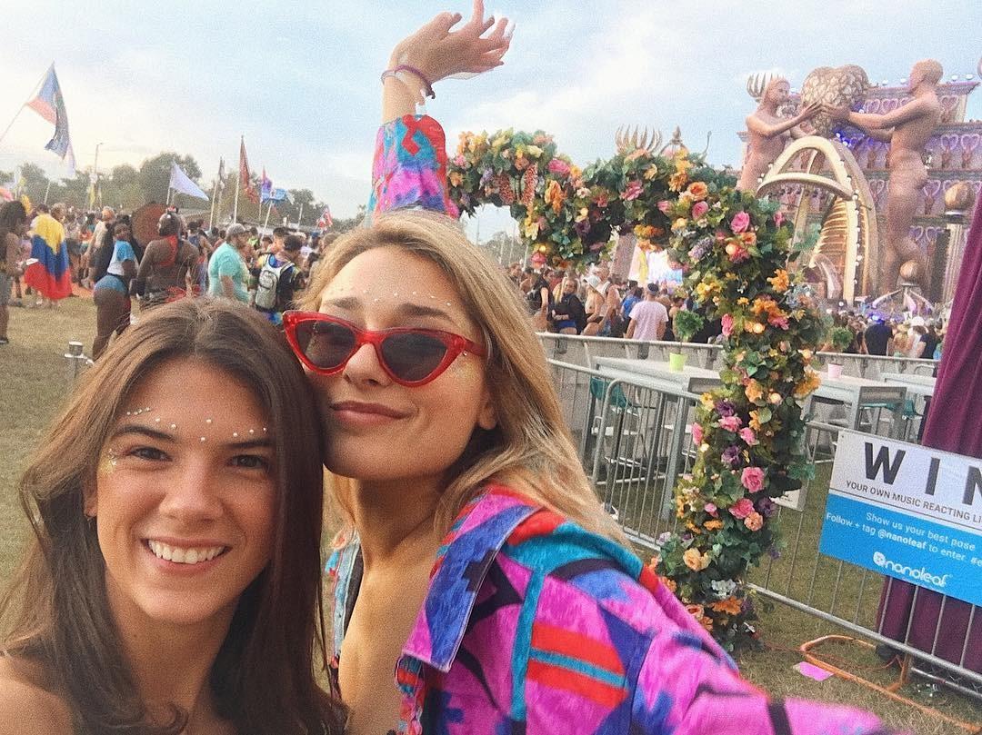 Marina Faria e Sasha Meneghel (Foto: Reprodução Instagram)