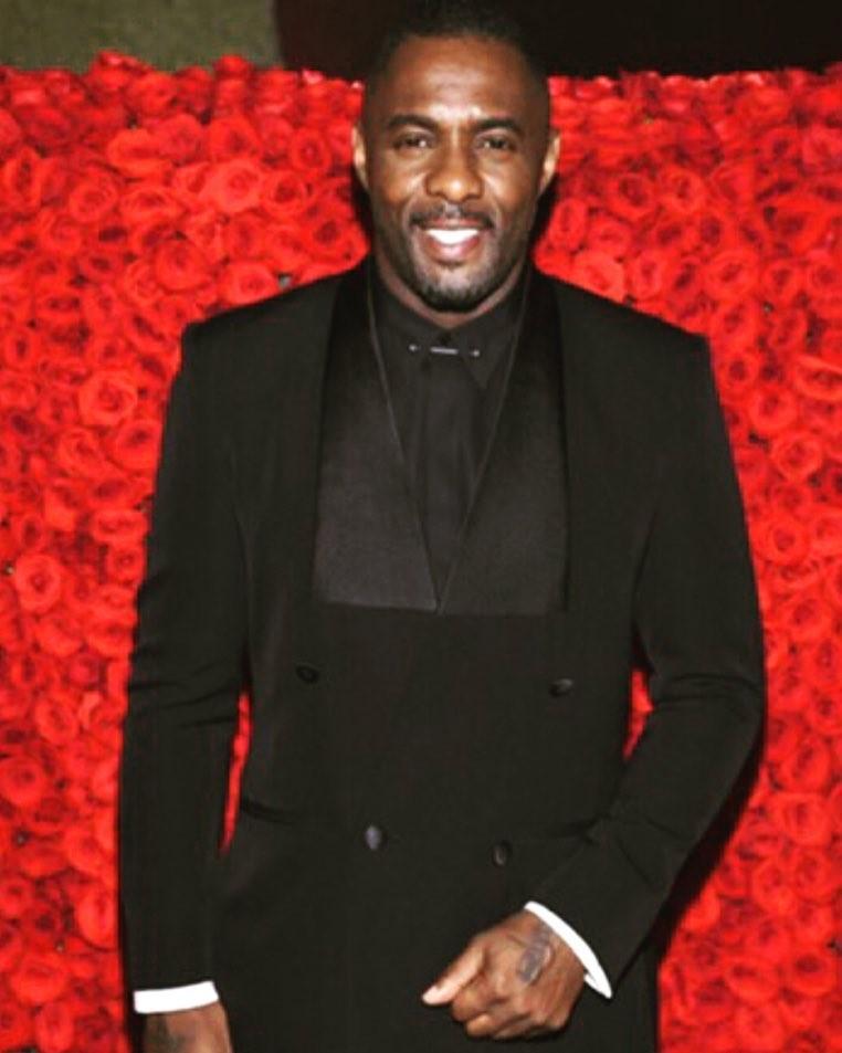 Idris Elba (Foto: Reprodução Instagram)