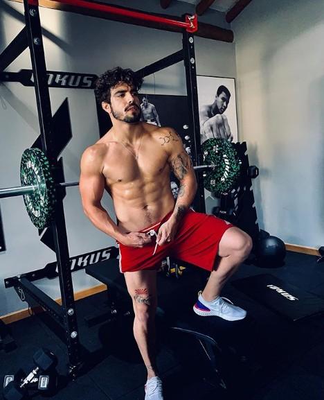 Caio Castro (Foto: Reprodução Instagram)