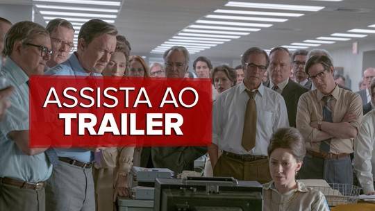 'The Post - A guerra secreta' é tenso e oportuno, mas não é o melhor de Spielberg, Tom Hanks e Meryl Streep; G1 já viu